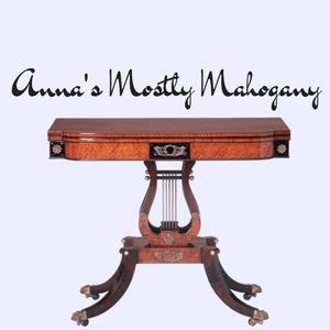 Anna's Mostly Mahogany