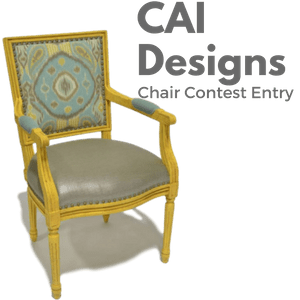 CAI Designs chair contest entry