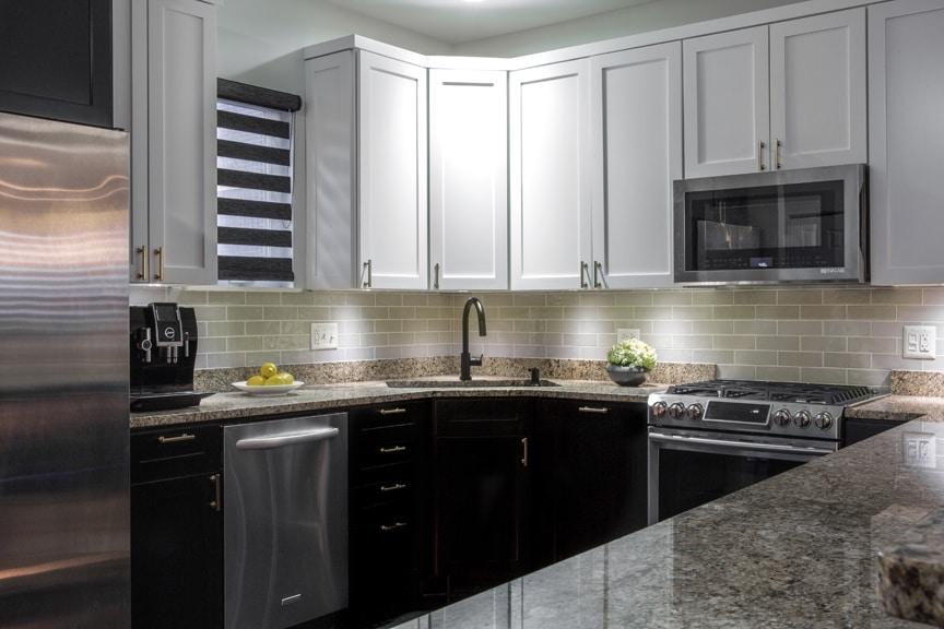 Evanston Interior Design Remodeled Kitchen