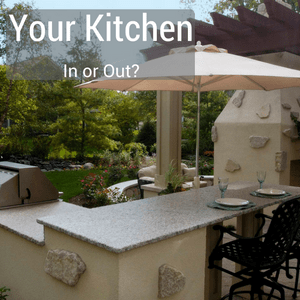 kitchen indoors or outdoors