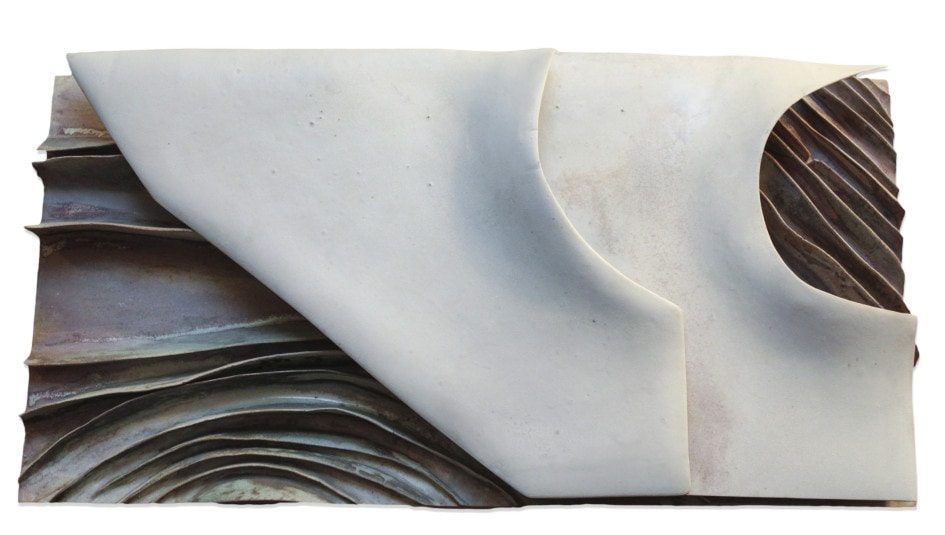 Untitled Monumental Wall Sculpture ~Ruth Duckworth