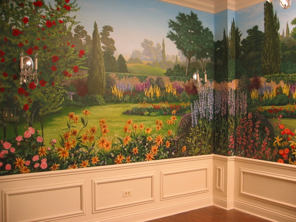 Wall Mural ~Paul Minnihan
