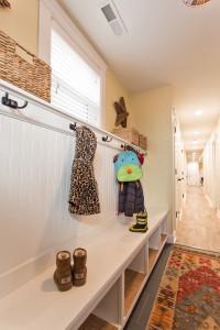mud room entry way