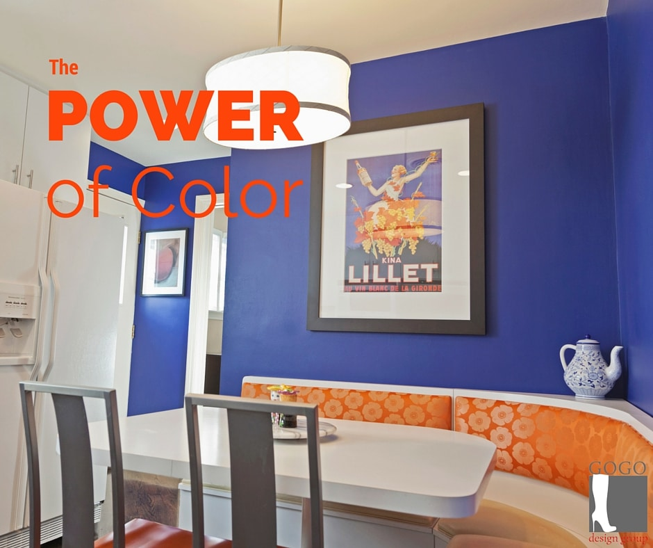 Power of Color in Interior Design