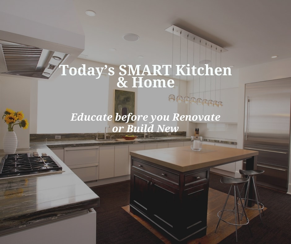 Todays smart kitchen and home learning event chicago · gogo design group