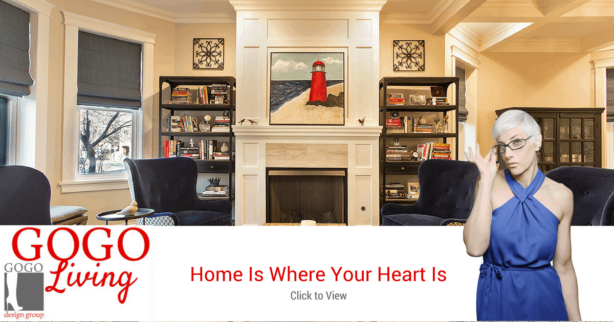 home-is-where-your-heart-is · GOGO design group