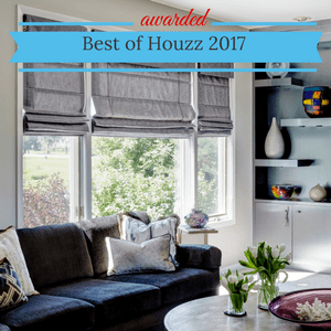 2017 Best of Houzz for Service award