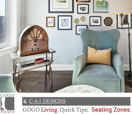 Seating Zones Rebecca Pogonitz