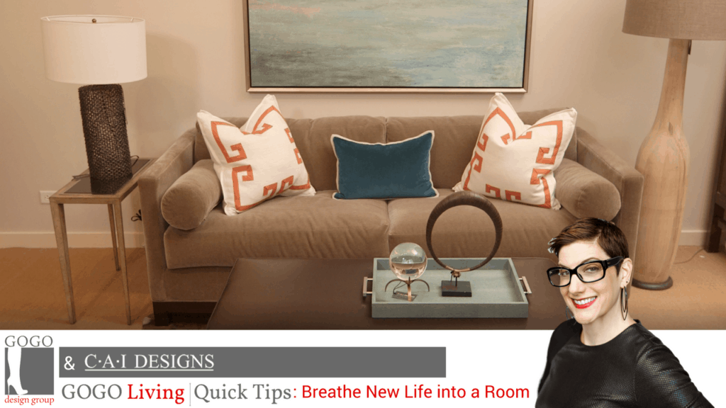 Breathe New Life into Room